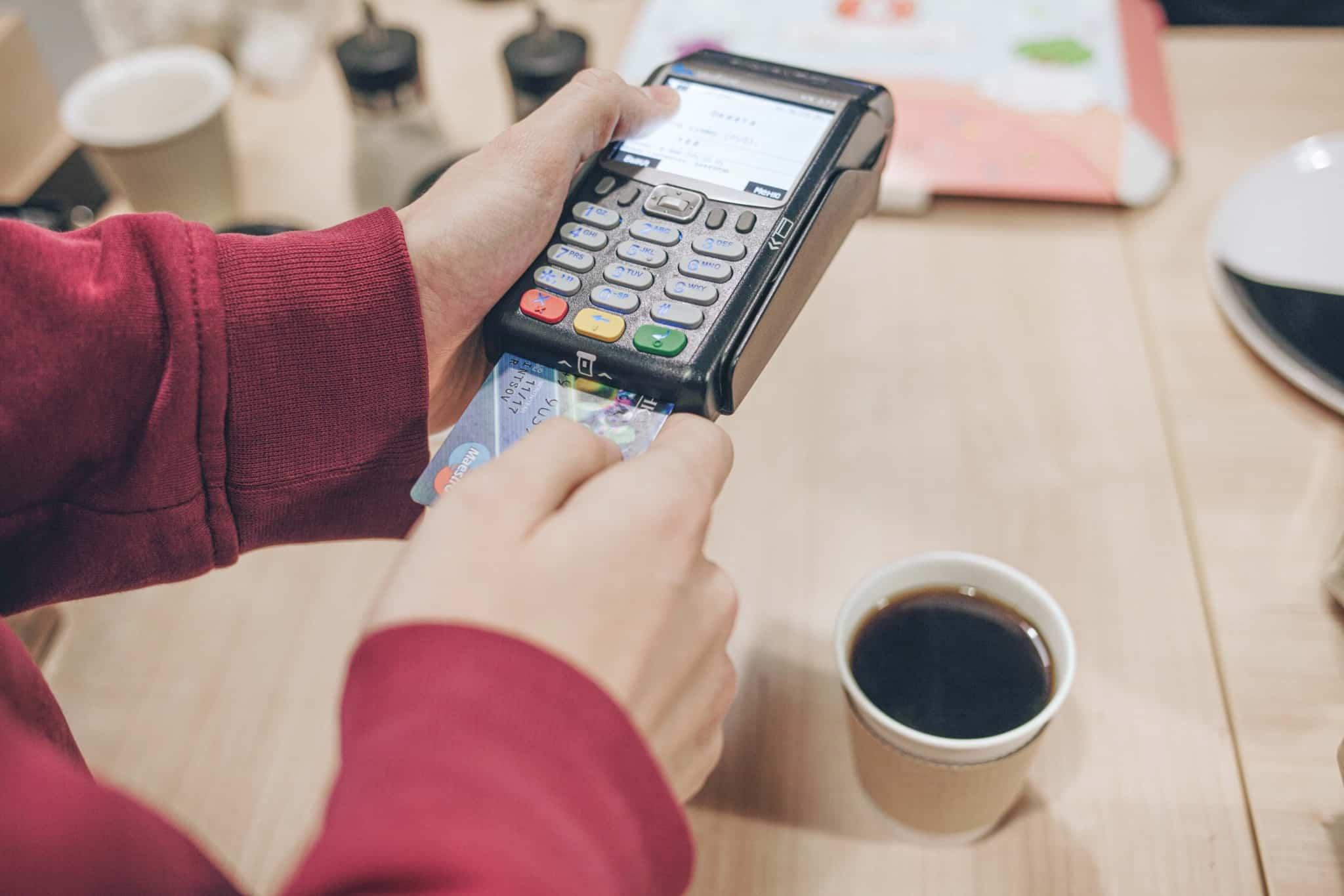 pagamento Cartão de crédito multibanco