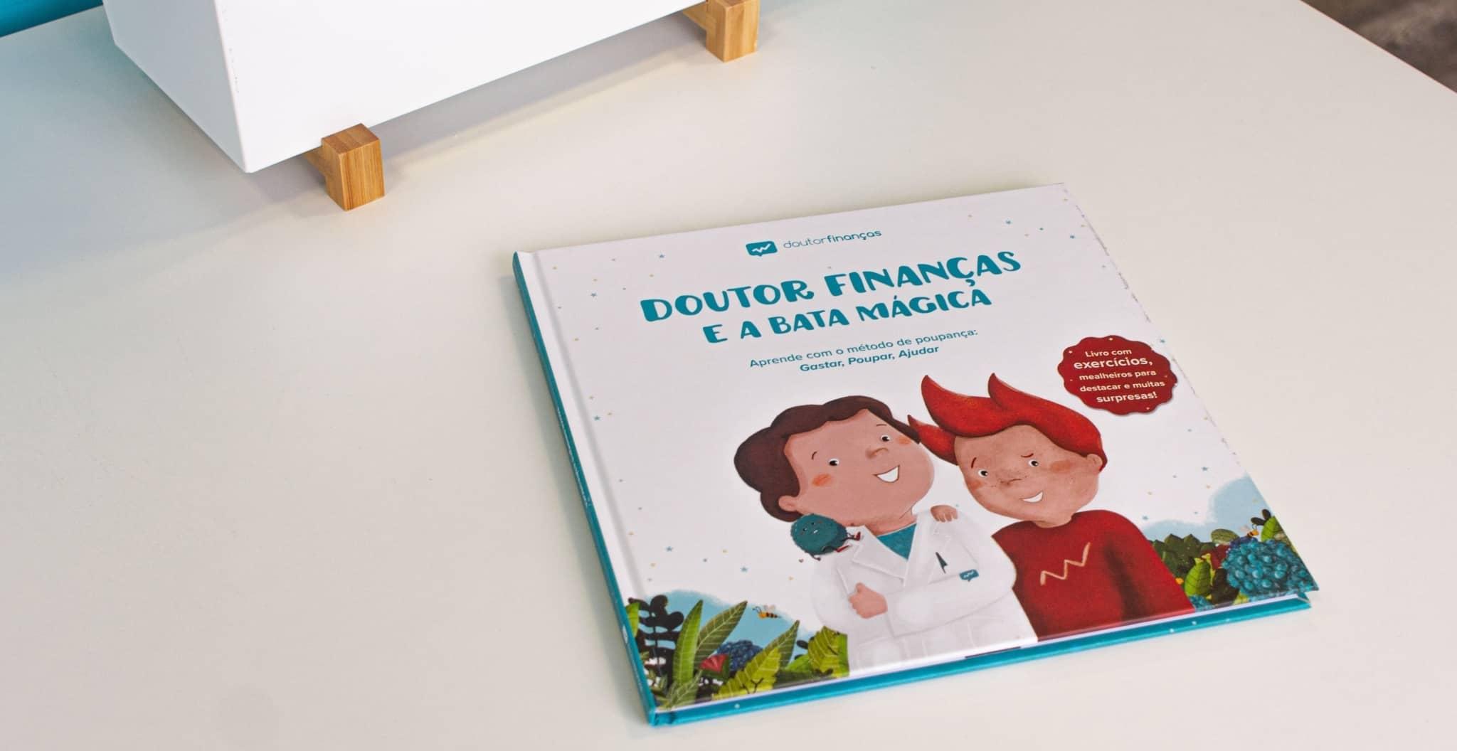 Livro Doutor Finanças