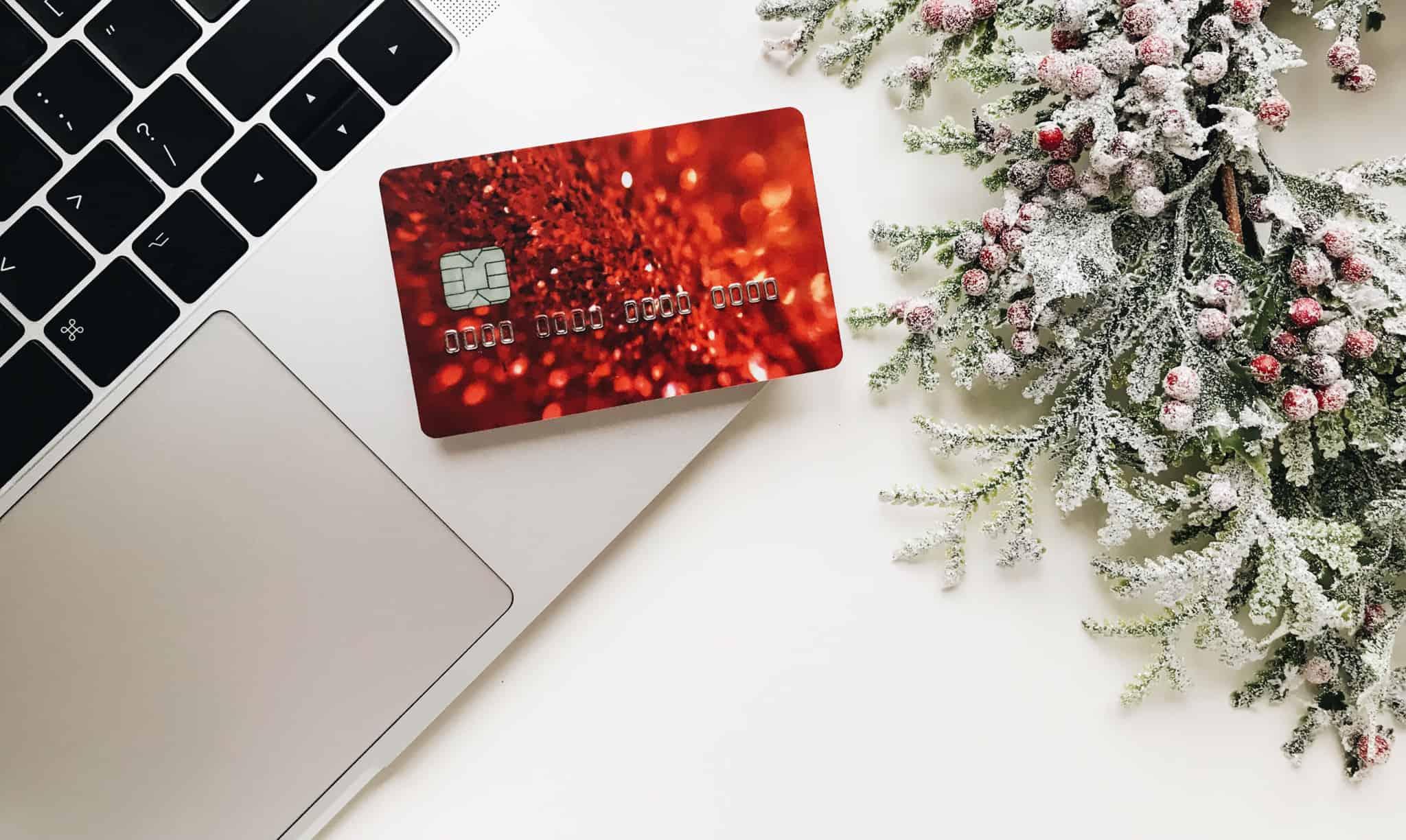 Cartão de Crédito_compras de natal