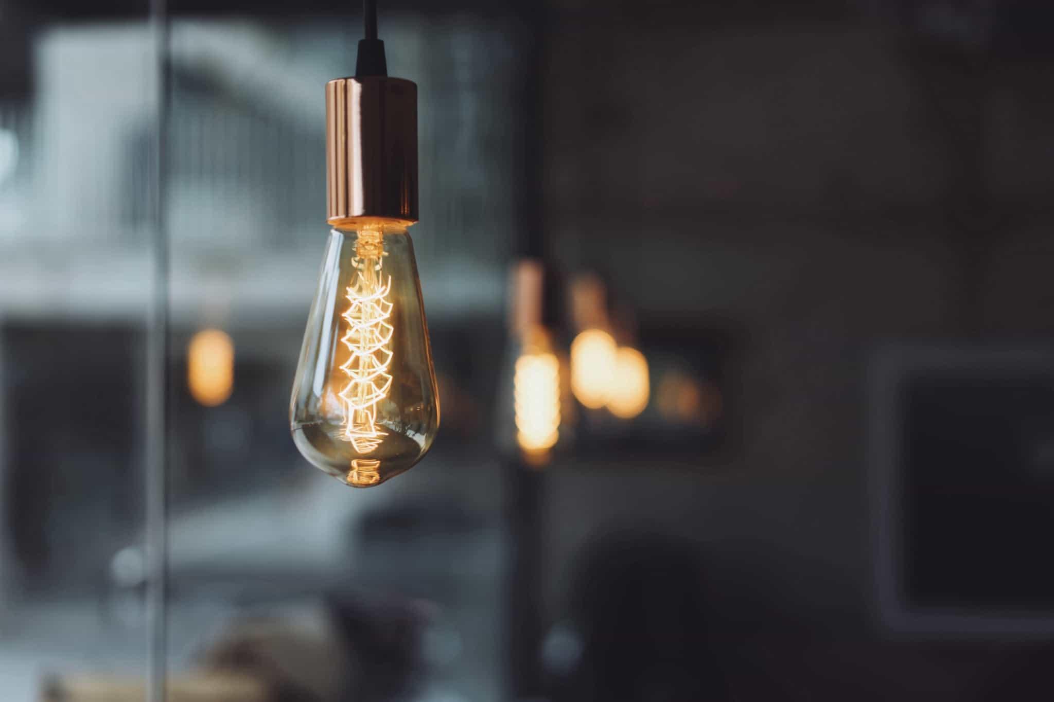 lampada incadescente