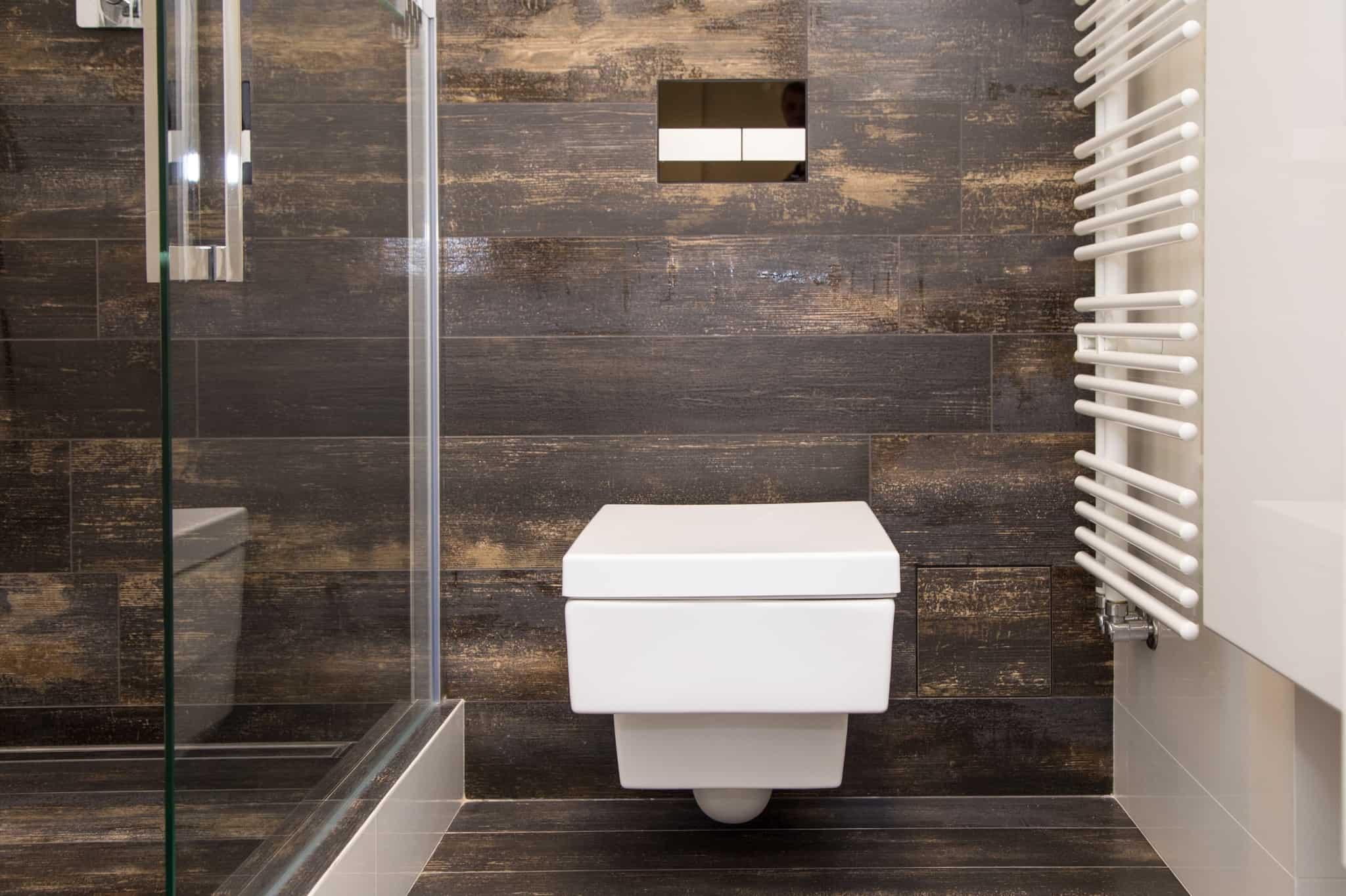 casa de banho compacta com sanita branca