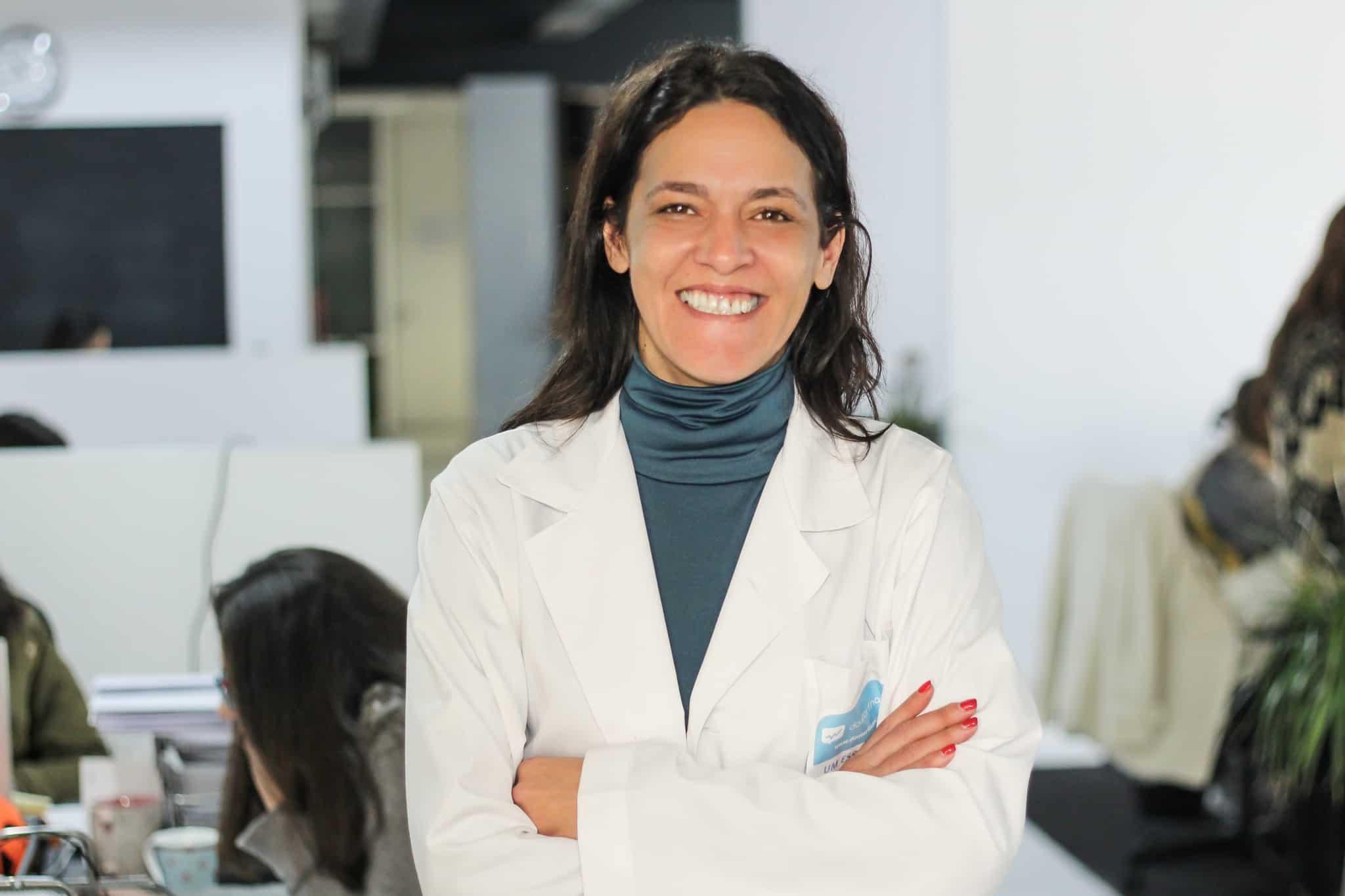 consultora Luisa Vieira