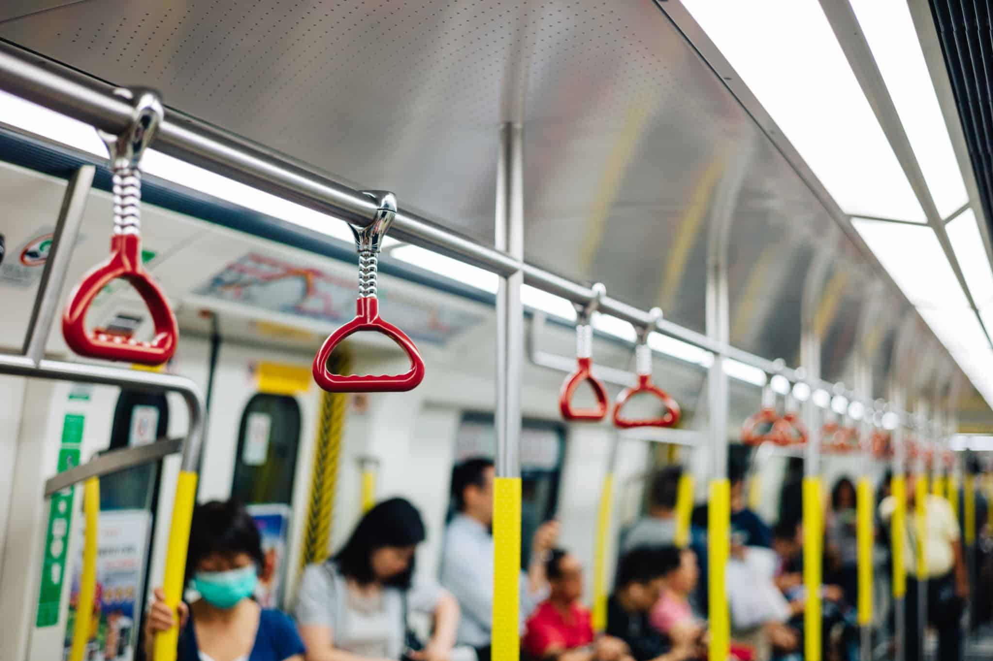 transporte público de metro