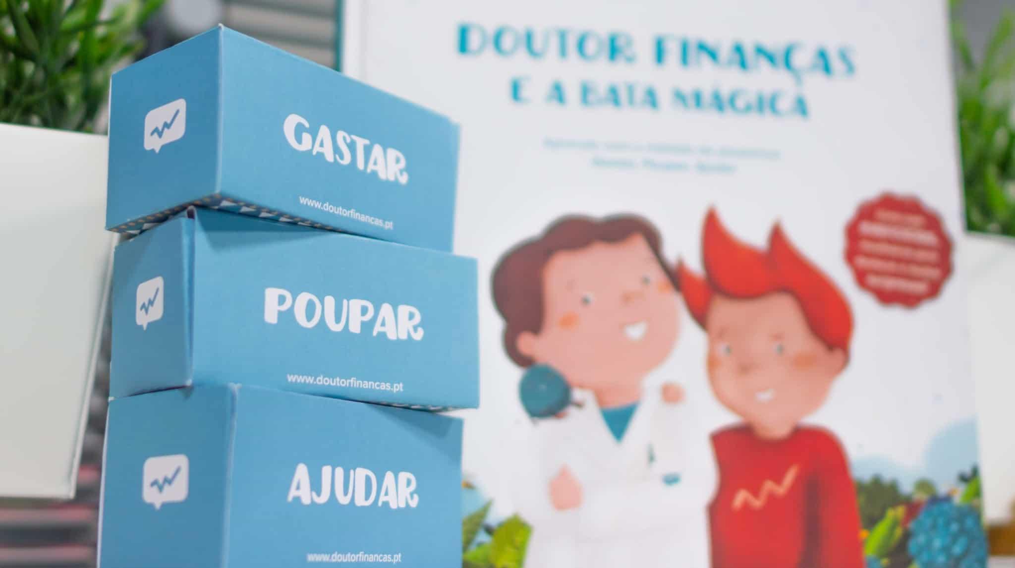 Mealheiros livro doutor finanças