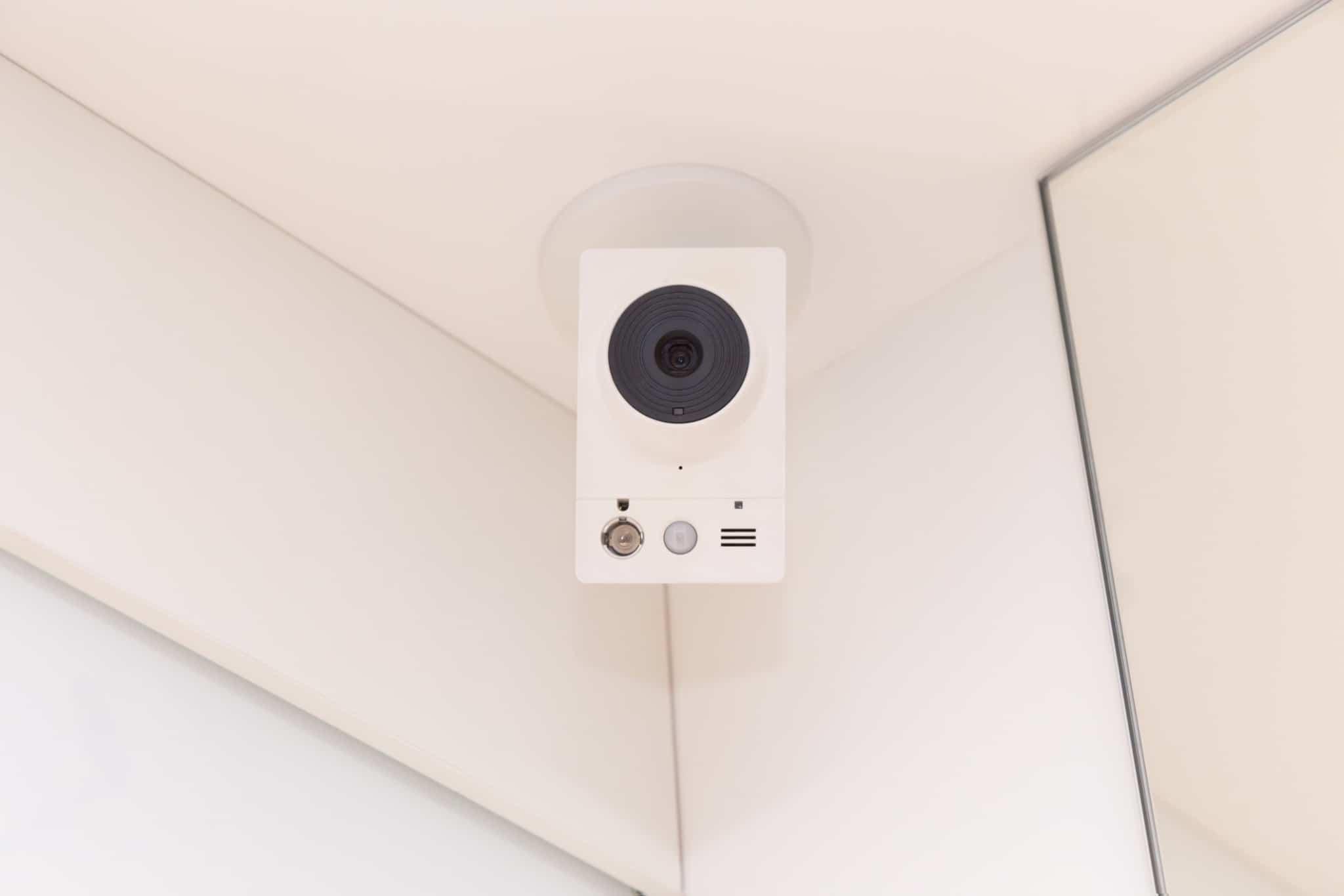camara de vigilancia em casa