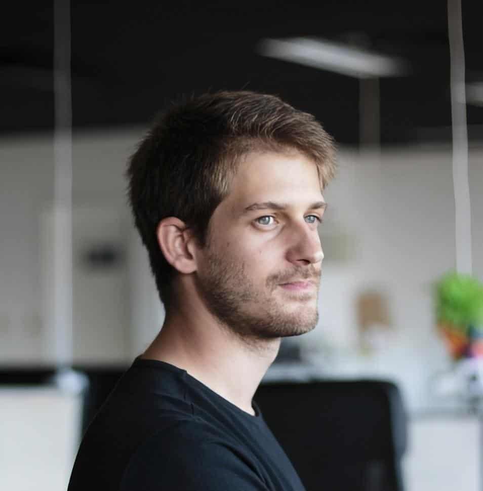 Gonçalo Abreu, CEO da Alfredo
