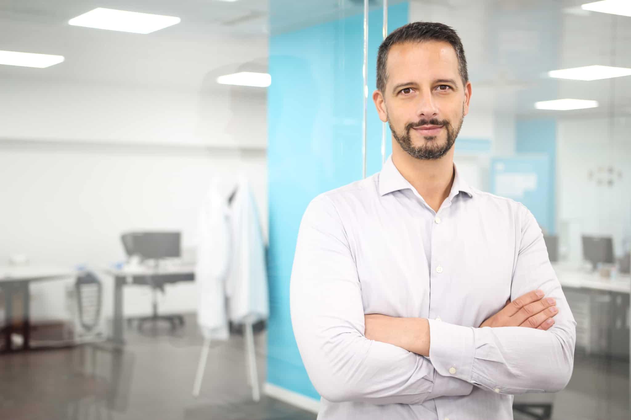 João Saleiro, CTO do Doutor Finanças