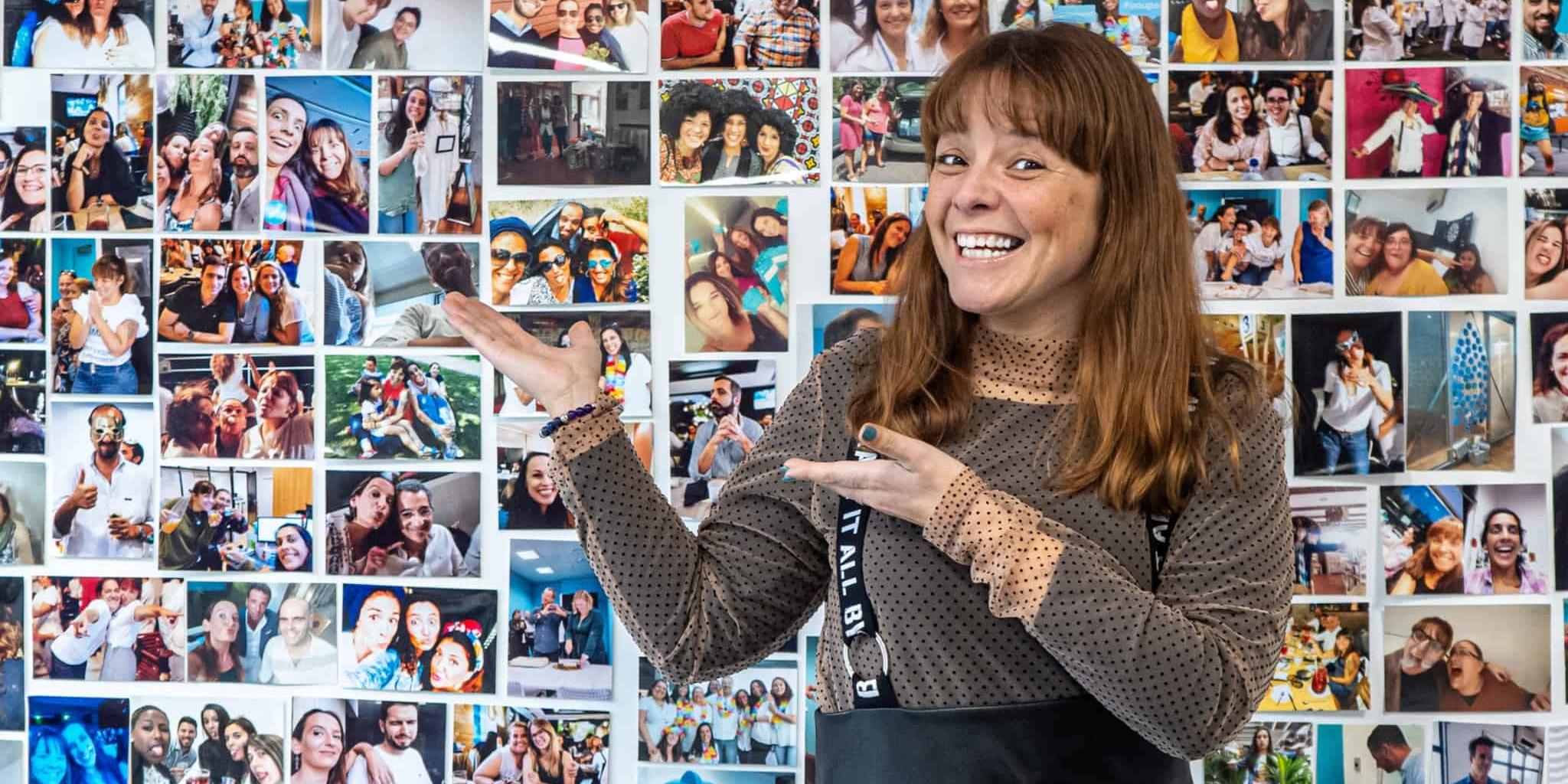 Irene Vieira Rua, diretora de Recursos Humanos do Doutor Finanças