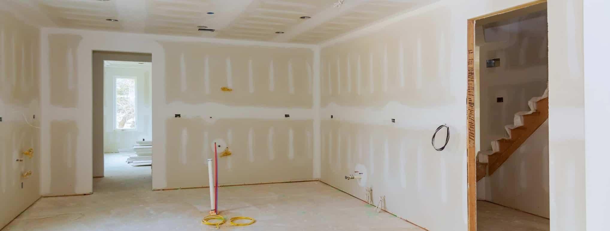 casa em remodelação